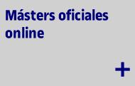 Masters oficiales online