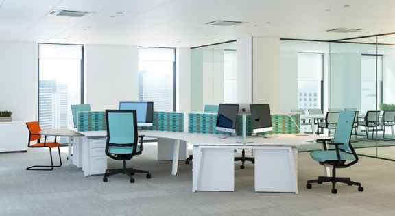 office interior design planning