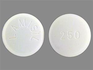 terbinafine michigan medicine