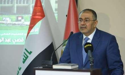 وزير التعليم العالي: الوزارة ماضية بأنشاء مراكز بحثية متقدمة في العراق