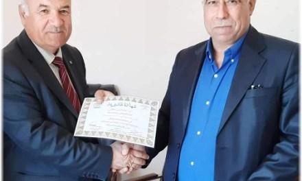 انجاز متميز للجنة الترقيات العلمية المركزية في جامعة الحمدانية