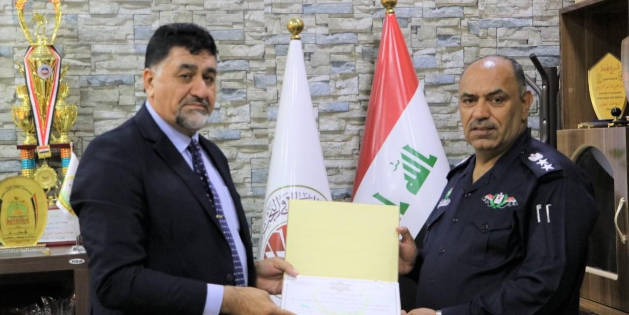 رئيس الجامعة يستقبل المهنئين بعيد الفطر المبارك