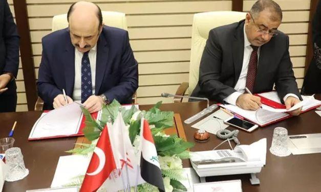 وزير التعليم العالي يبرم في تركيا إتفاقية مهمة للتعاون في مجالات التعليم العالي