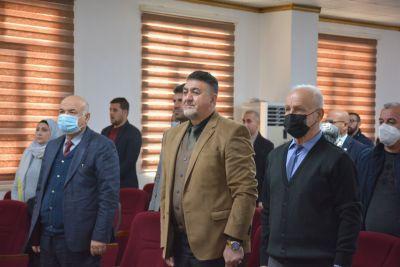 جامعة الحمدانية تحتفل بعيد النصر الكبير