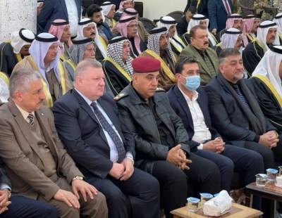 جامعة الحمدانية تشارك بمؤتمر العشائر العراقية