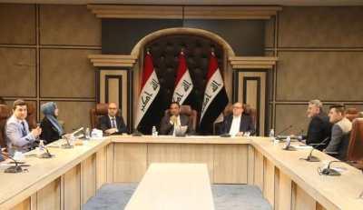 جامعة الحمدانية في ضيافة اللجنة المالية