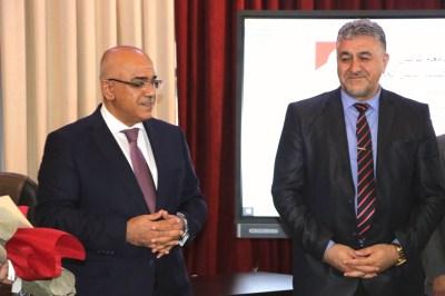 معالي وزير التعليم يوجِّه بدعم مشاريع المدينة الجامعية