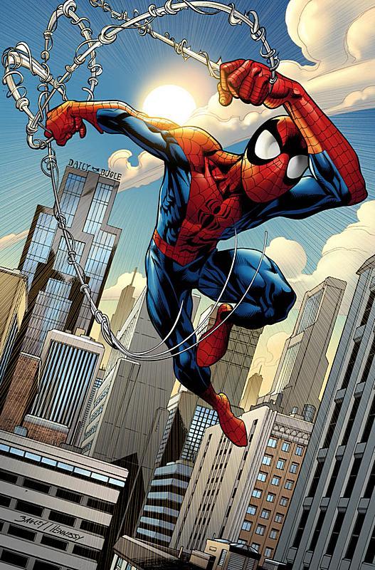 Immagini Spiderman Uomo Ragno Immagini da Colorare