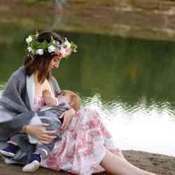 吃什麼能幫助孕婦催乳:飲食催乳