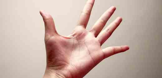 血液粘稠,看手掌,預防心血管堵塞和血栓