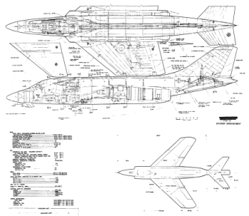 F 4 Phantom Fighter Schematics F-4J Phantom Schematics