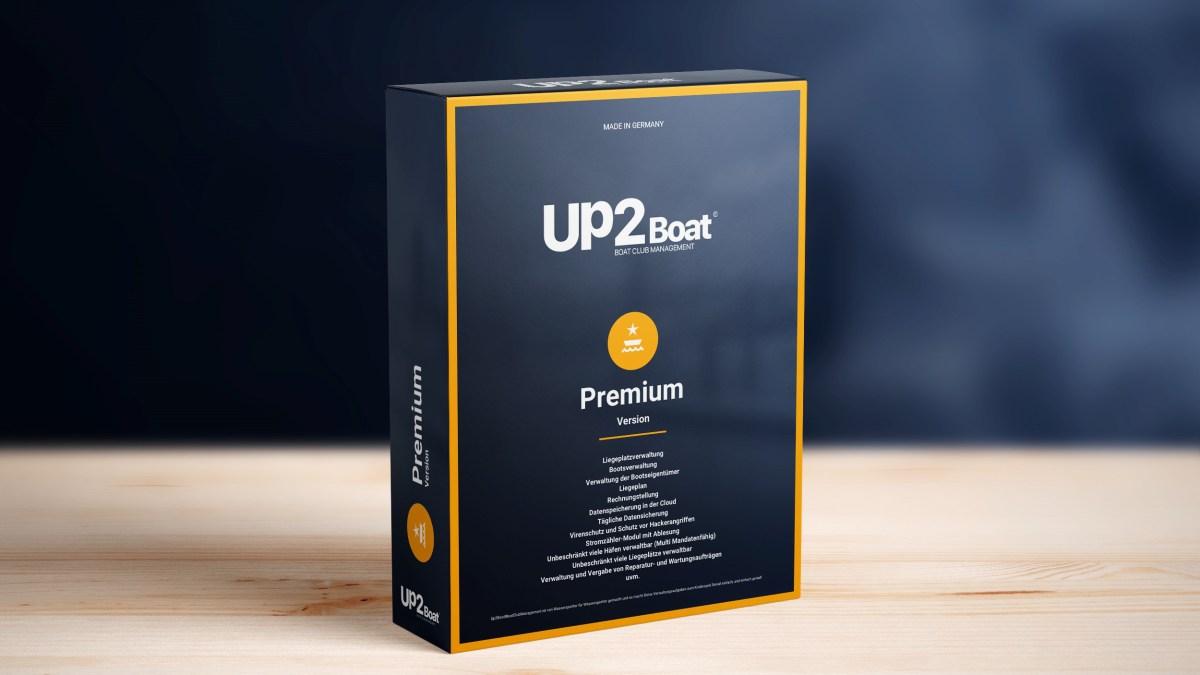 Online-Plattform für den Yachthafen 4.0
