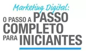 Marketing Digital passo a passo completo
