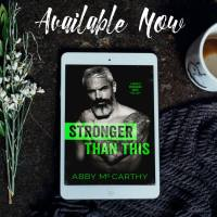 Stronger Than This by Abby McCarthy Now Live! #Silverfox #fivestarbookreviews