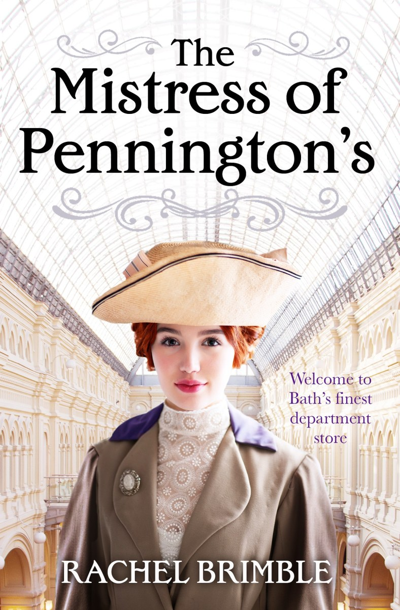 #BlogTour~~The Mistress of Pennington's by Rachel Brimble