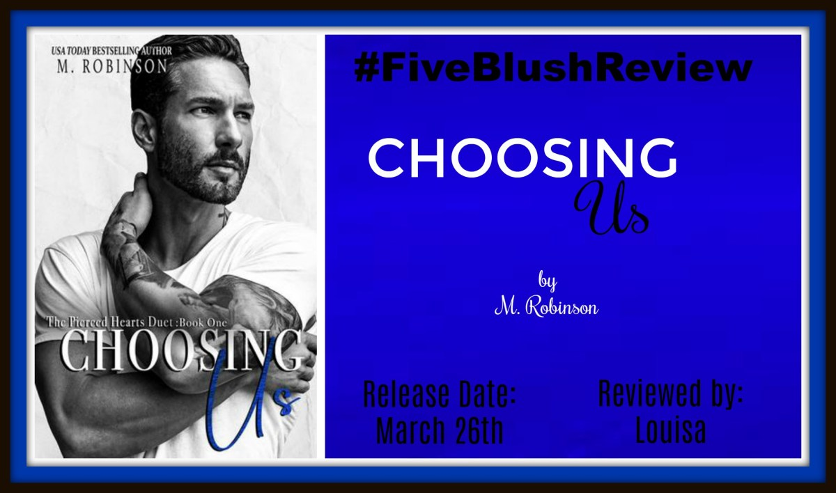 #ItsLive #FiveBlushRead ~~ Choosing Us by @authormrobinson