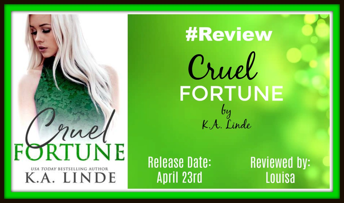 #Review ~~ Cruel Fortune by  @authorkalinde