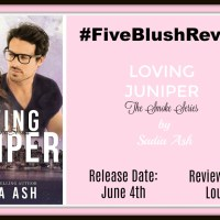 #BlogTour #FiveBlushRead #2019Favorite ~~ Loving Juniper by Sadia Ash
