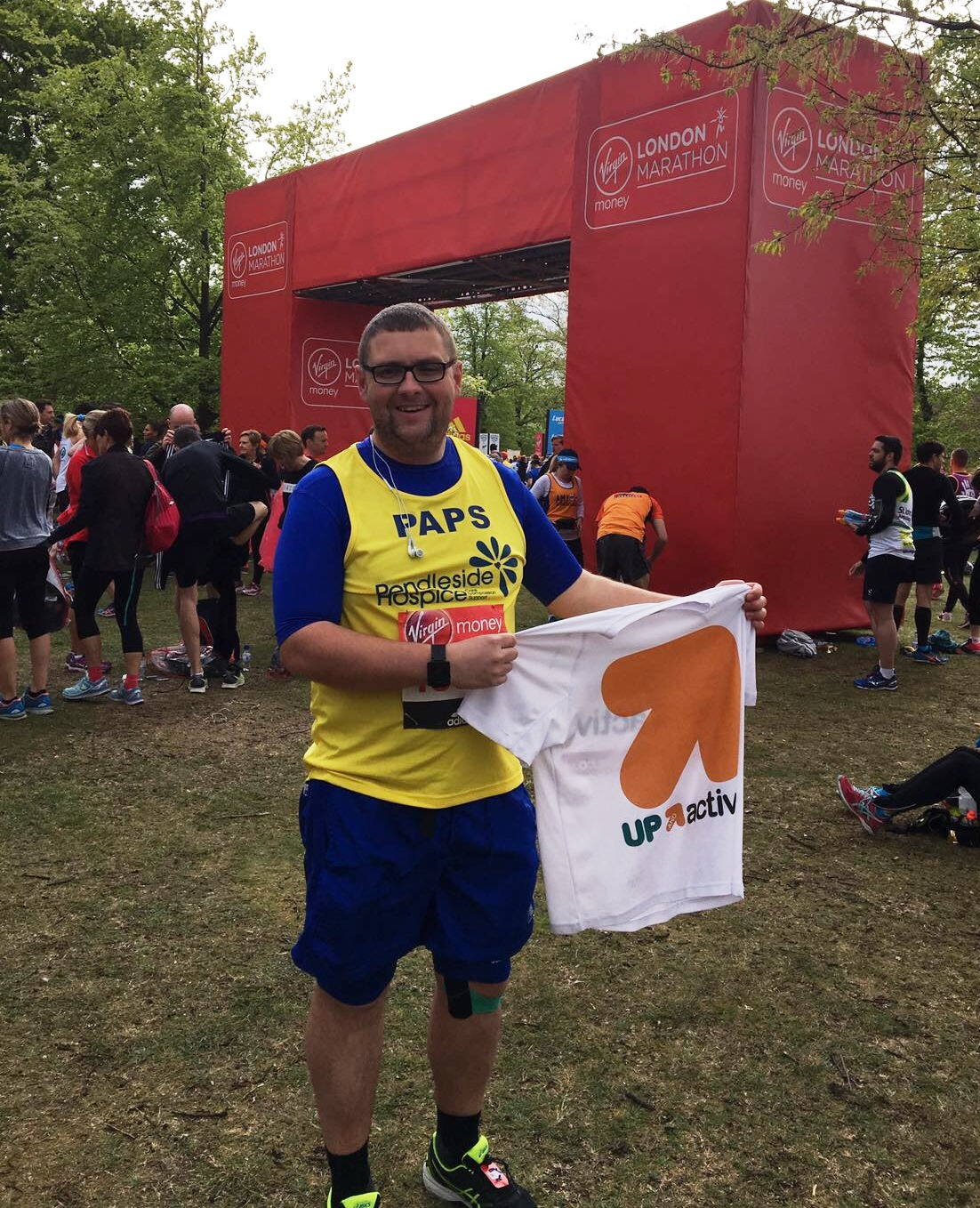 From Couch 2 5k To London Marathon
