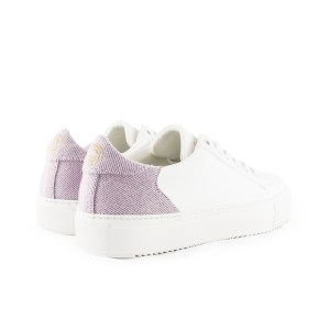 sneakers vegan epsilon rosa subtle