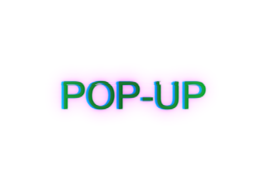 POP-UP store x GENT