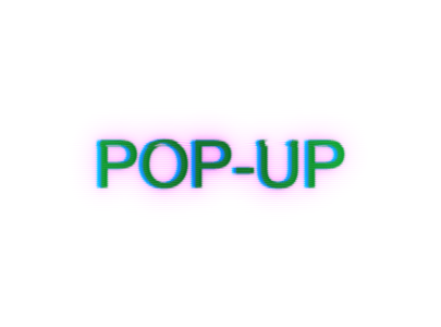 POP-UP x GENT