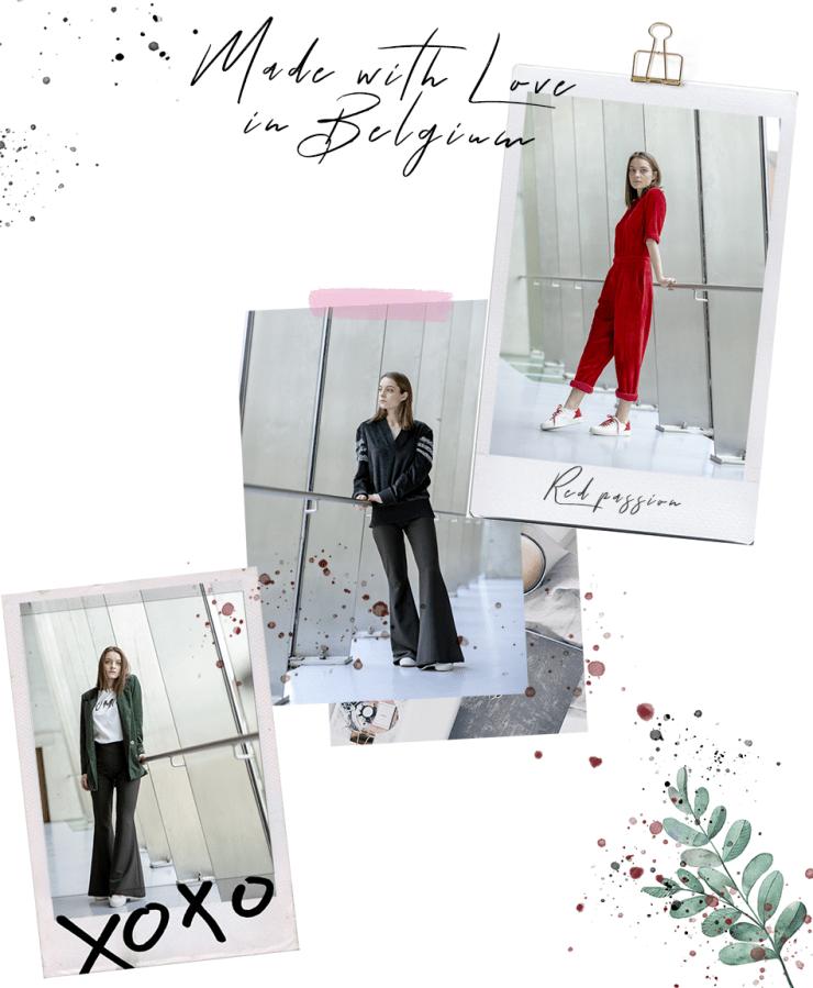 No season est un label belge de prêt-à-porter féminin. élégant et chic, les pièces se portent autant quotidiennement que pour les occasions.