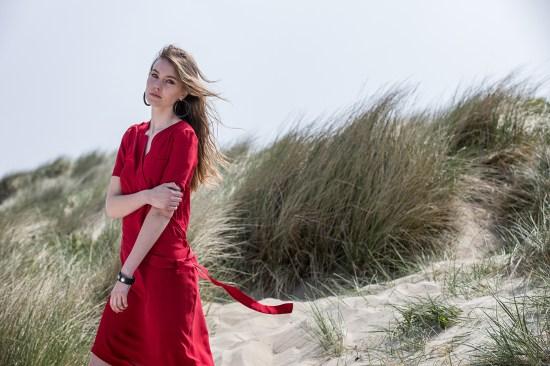 Robe MARA de Catalina J disponible sur Up and Down Hill, eshop 100% belge