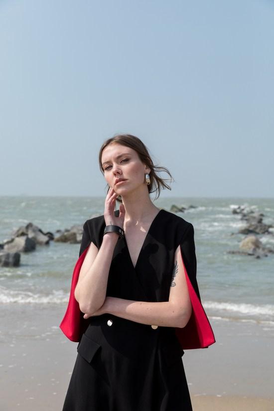Tilda Dress de CATALINA J sur Upandownhill.com l'eshop 100% belge
