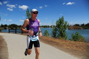 Greg enjoys doing triathlons (races where you swim, bike, and run)