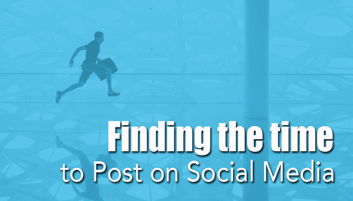 Finding the Time to Post on Social Media