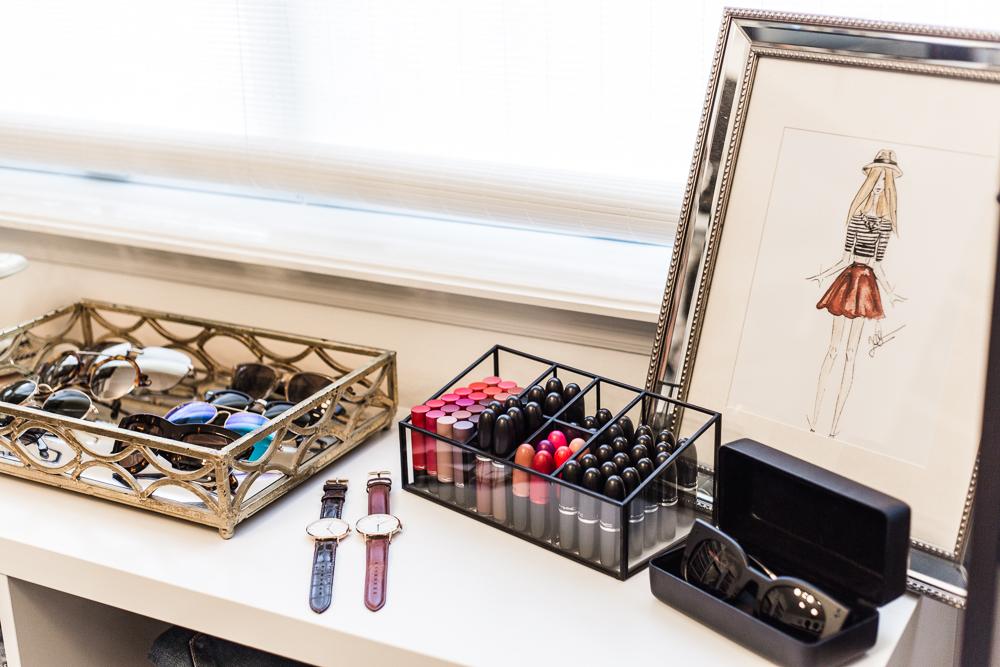 How to Covert Spare Bedroom into a Closet  Upbeat Soles  Orlando Florida Fashion Blog