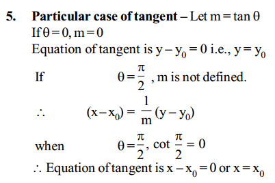 Application of Derivatives Formulas for Class 12 Q9