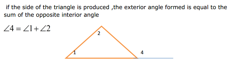 Lines and Angles Formulas for Class 9 Q8