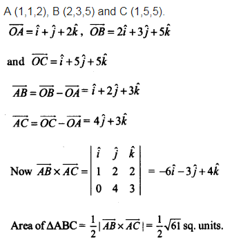 UP Board Solutions for Class 12 Maths Chapter 10 Vector Algebra image 85