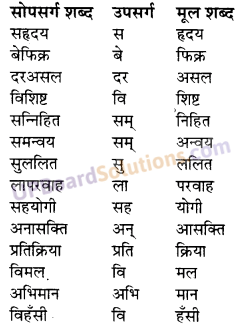 UP Board Solutions for Class 10 Hindi उपसर्ग img-9
