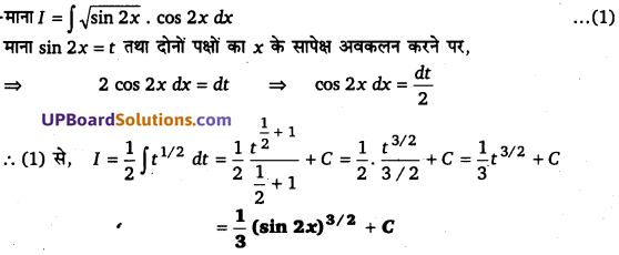 UP Board Solutions for Class 12 Maths Chapter 7 Integrals image 81