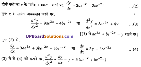 UP Board Solutions for Class 12 Maths Chapter 9 Differential Equations image 19