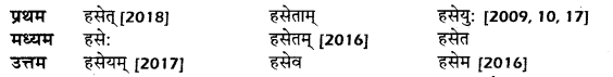 UP Board Solutions for Class 10 Hindi धातु-रूप img-2