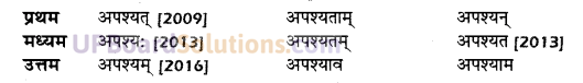 UP Board Solutions for Class 10 Hindi धातु-रूप img-20