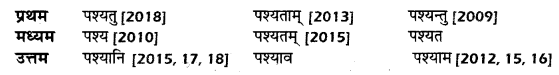 UP Board Solutions for Class 10 Hindi धातु-रूप img-21