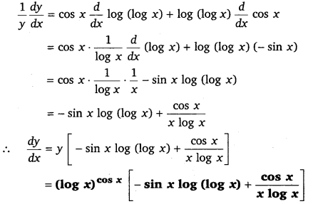UP Board Solutions for Class 12 Maths Chapter 5 Continuity and Differentiability image 127