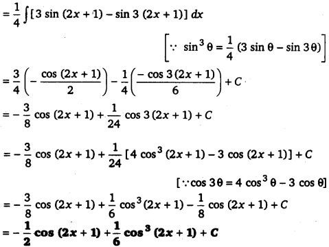 UP Board Solutions for Class 12 Maths Chapter 7 Integrals image 110