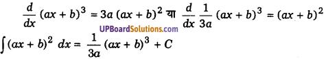Samakalan Solution Integrals Chapter 7 UP Board