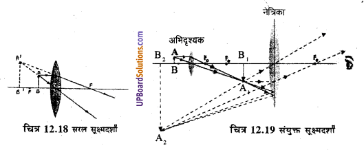 UP Board Solutions for Class 8 Science Chapter 12 प्रकाश एवं प्रकाश यंत्र img-10