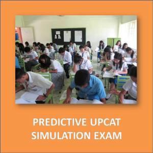 UPCAT Review UPCAT Simulation Exam