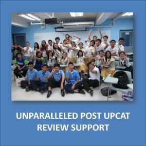 UPCAT Review Support