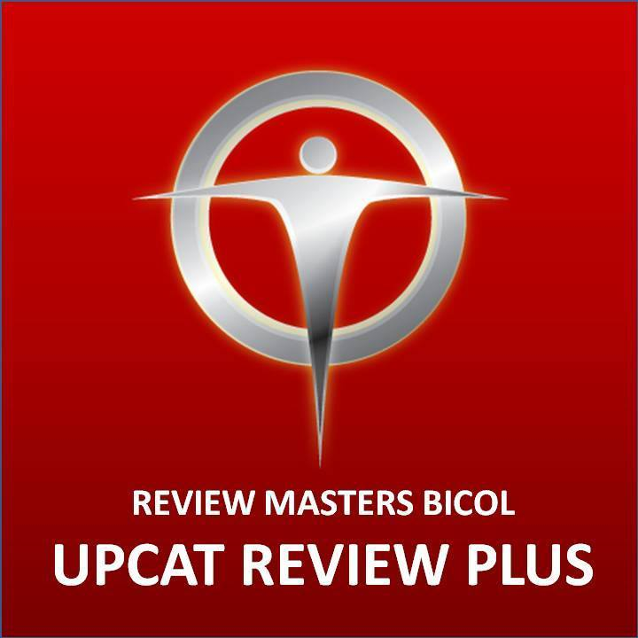 UPCAT Review Plus by Review Masters Bicol