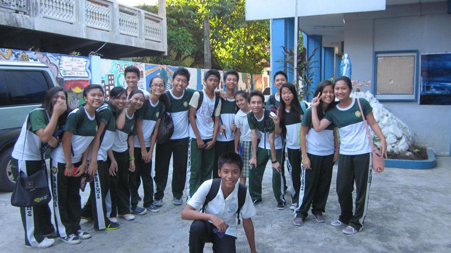 upcat review legazpi students from ligao