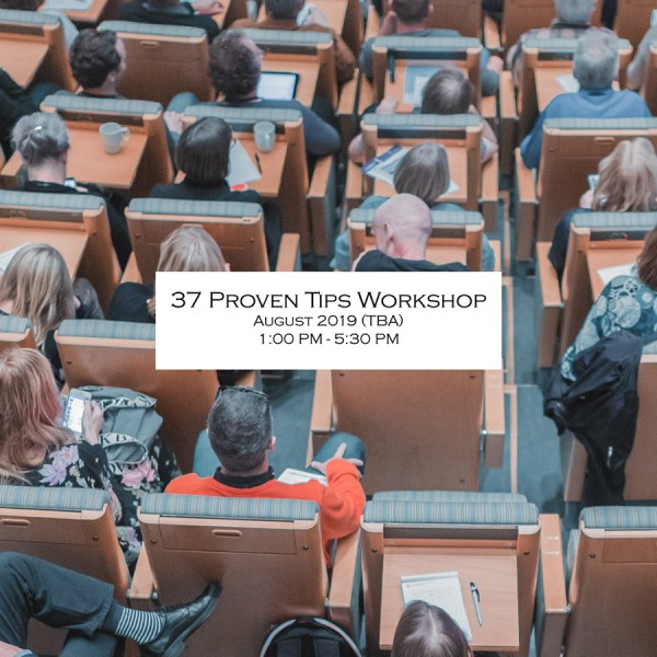 37 proven tips workshop bicol